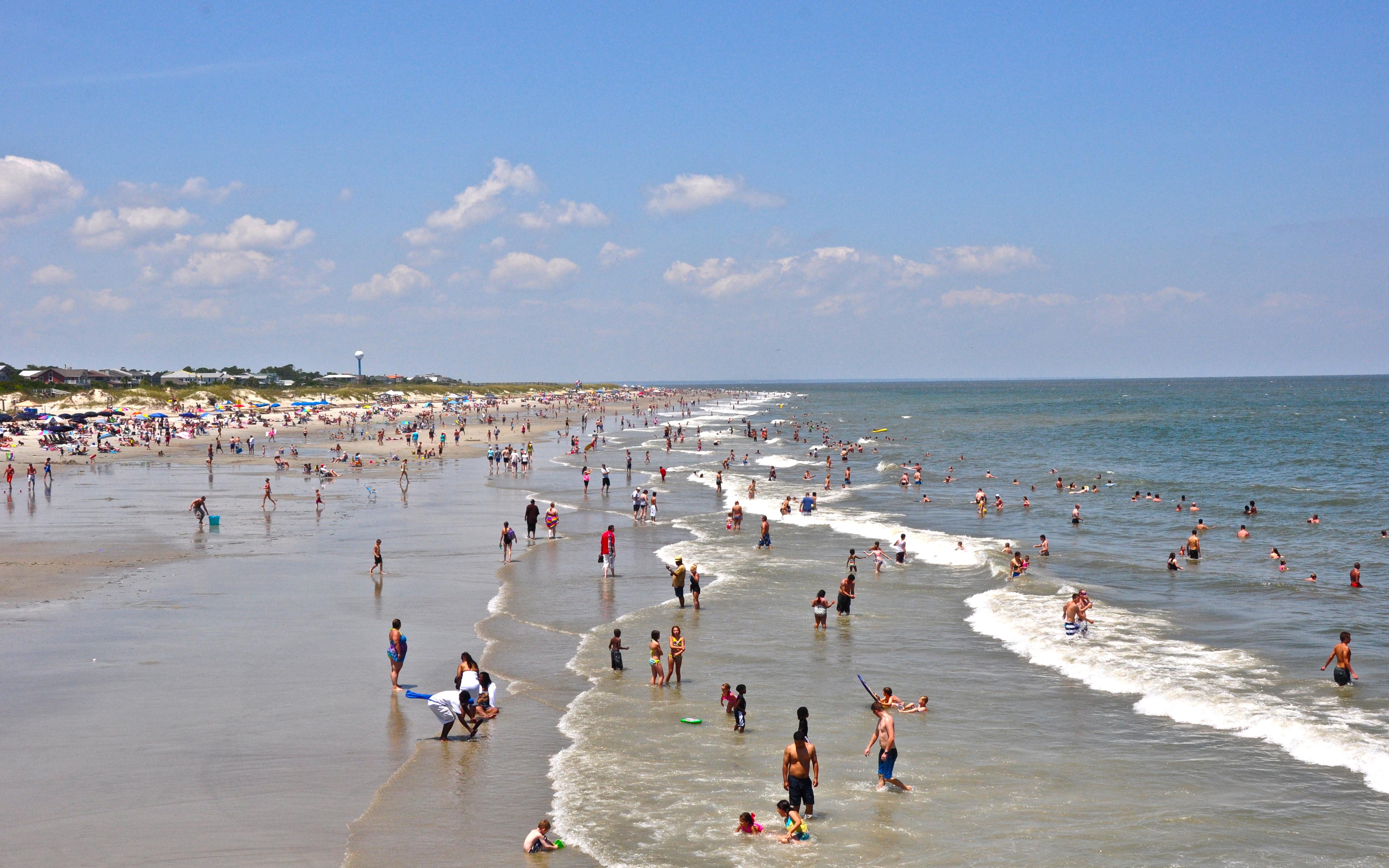 Florida Beaches Near Savannah Ga