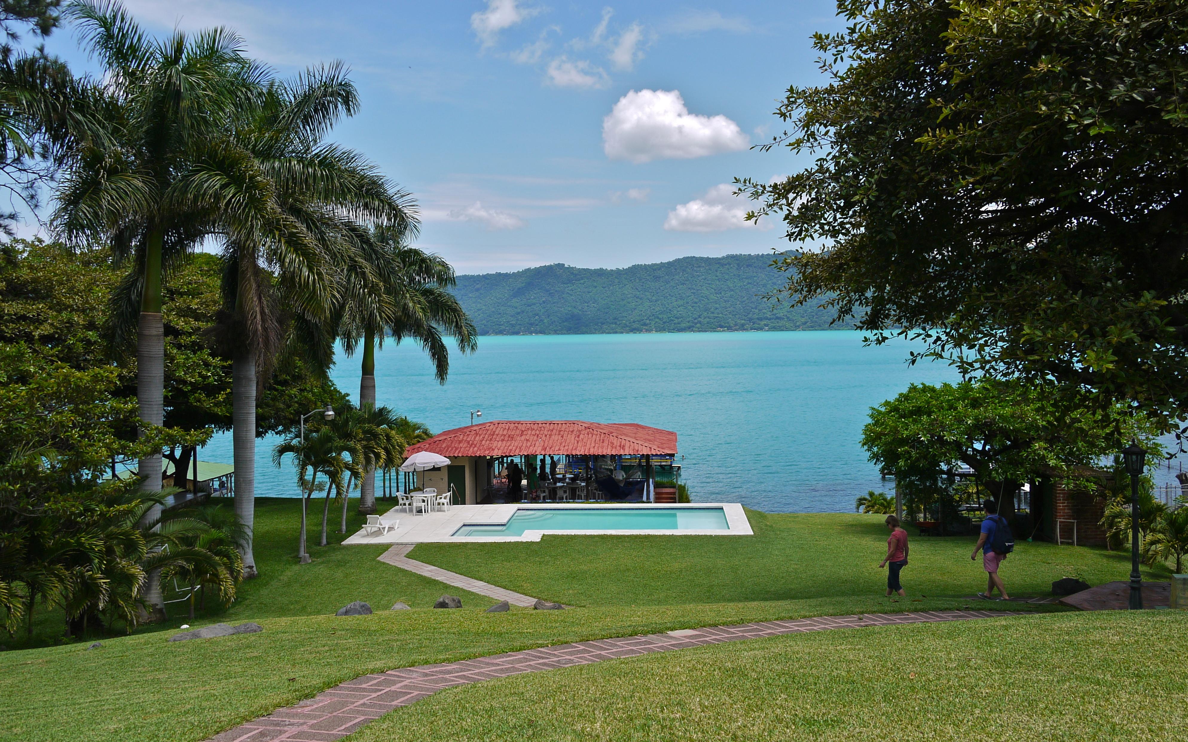 Lake Coatepeque El Salvador
