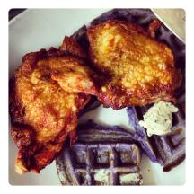 Maharlika Chicken and Waffles